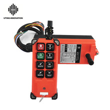 Free Ship F21-E1B Industrial Radio Remote Control UTING TELEcontrol TELECRANE Wireless Remote Controller for Crane