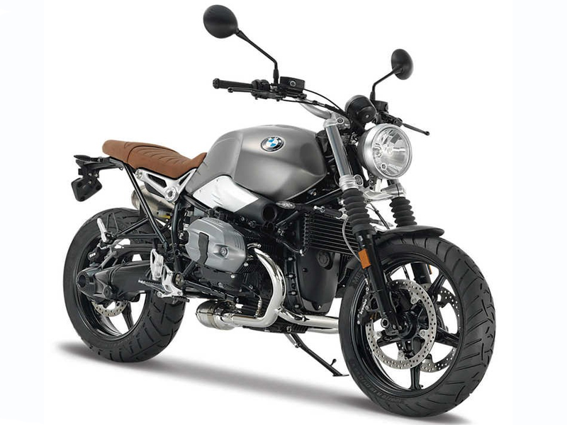 BMW R nine T Model Motorcycle Toy 1
