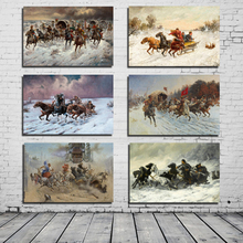 Famous Painter Classic Painting Canvas Print Living Room Home Decoration Modern Wall Art Oil Posters Pictures