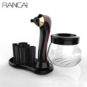 Image 5 - Rancai プロフェッショナルメイクブラシクリーナー高速洗濯と乾燥メイクアップブラシクリーニングメイクブラシツールと機械