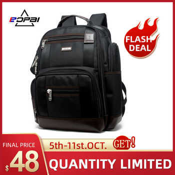 Multifunctional Travel Backpack Men Women Bolsa Mochila Big Men\'s Rugzak for 15.6 Inches Laptop Backpack Casual Style BackPack - DISCOUNT ITEM  28 OFF Luggage & Bags