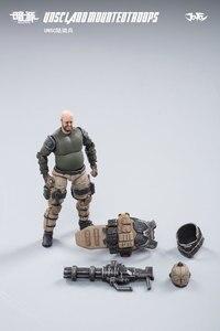 Image 4 - JOYTOY 1:25 figurka żołnierz rb onz Land kawaleria Model wojskowy kolekcja zabawki prezent darmowa wysyłka