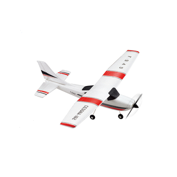 WLtoys F949 2.4G 3Ch RC Airplane Fixed Wing Plane Outdoor toys Drone RTF Upgrade version Digital servo propeller, with Gyroscope 6