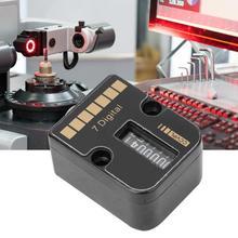 Цифровой счетчик Высокая точность механического 7-значный подсчета Пластик пресс-форм счетчик 0-9999999 28,5 мм contador цифровой