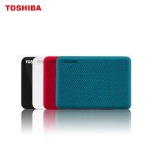 Toshiba – disque dur externe Portable V10, USB 3.0, 2.5 pouces, avec capacité de 1 to, 2 to, 4 to, pour ordinateur Portable, 2.5