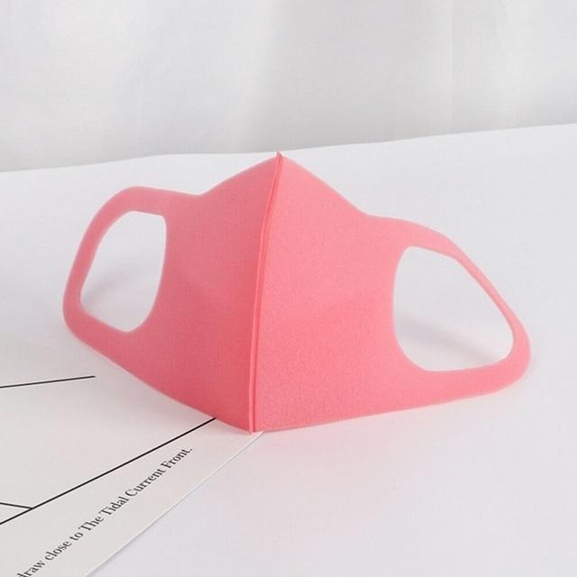 3pcs/Pack Cartoon Disposable Face Mask Children Mask Anti Virus Non Woven Anti-Dust Flu Respirator Outdoor Antiviral Defences* 4