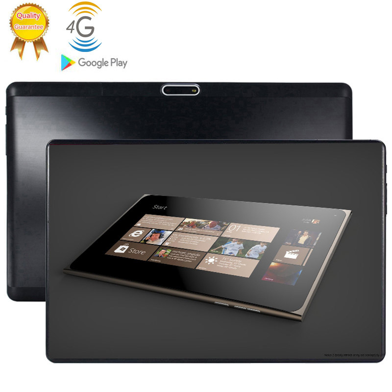 3G 4G LTE 10 Inch Tablet PC 3G Android 9.0 Octa Core Super Tablets Ram 6GB Rom 64GB WiFi GPS 10.1 Tablet IPS CP9 Dual SIM GPS