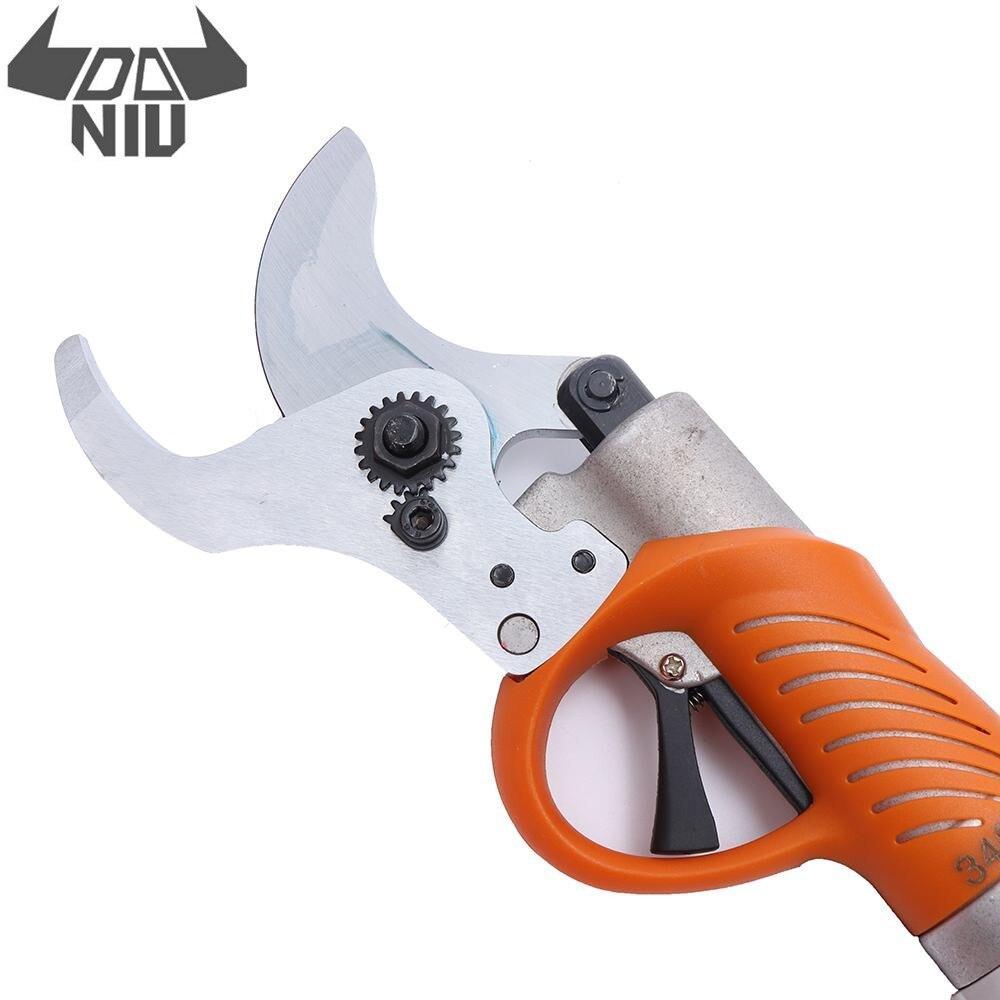 DANIU Cutter Klinge für 45mm Elektrische Schere Zweige Beschneiden Schere Wiederaufladbare Garten Cutter Werkzeug
