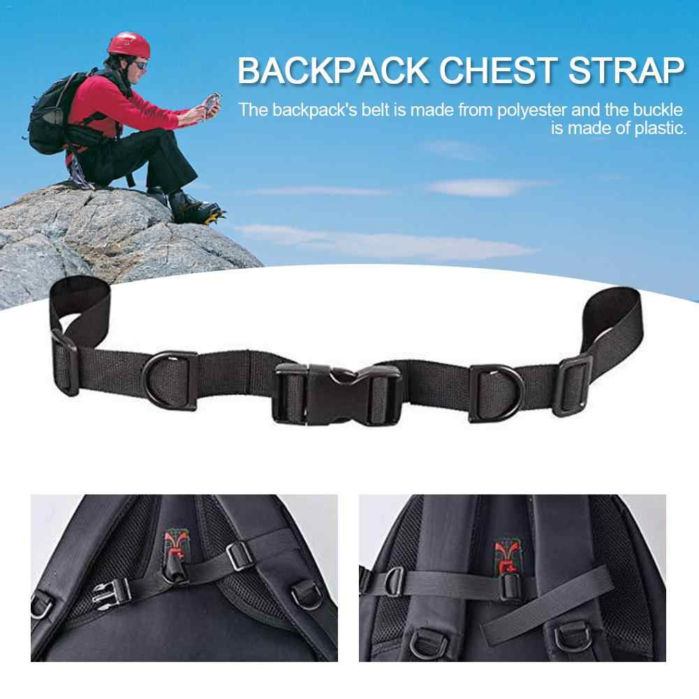 Outdoor Travel Backpack Shoulder Strap Fixing Anti-slip Pull Strap Fittings CB