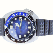 AD30 Merkur Mens Vintage 6105 TURTLE Automatic Wrist Watch p