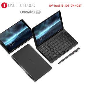 One-NetBook One Mix 3 Pro 8.4 inch PocketPC Intel core i5-10210Y 16GB Ram 512GB 512GB