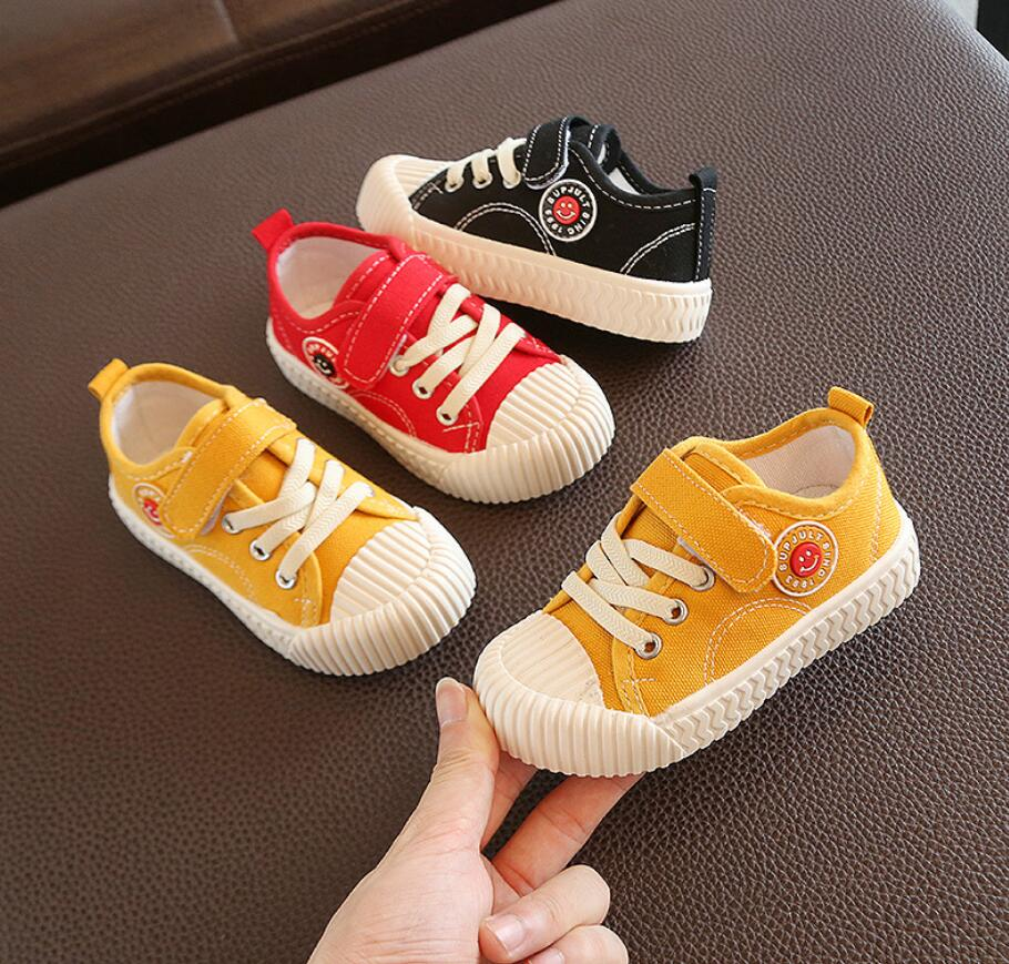 Spring Autumn Kids Shoes 2020 Fashion Mesh Casual Children Sneakers For Boy Girl Toddler Baby Breathable Sport Canvas Shoes