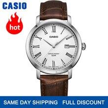 Zegarek Casio prosty zegarek mężczyźni top marka luksusowy zegarek kwarcowy wodoodporna Retro mężczyźni oglądać Sport wojskowy zegarek relogio masculino reloj hombre erkek kol saati montre homme MTP E149