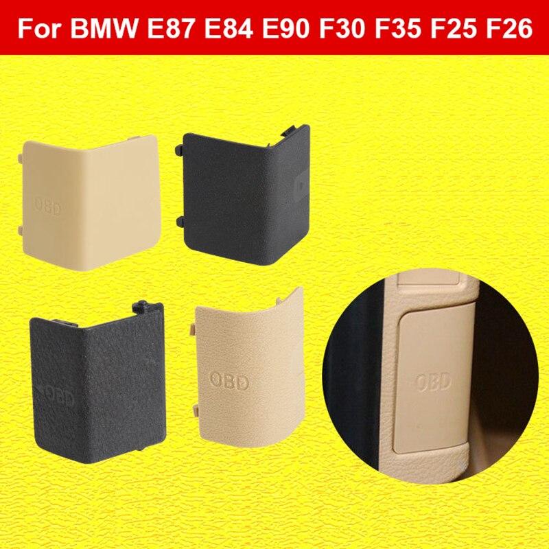 Купить автомобильные аксессуары obd накладка для bmw e84 e87 e90 e91