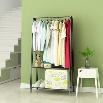 Multifunction Metal Hat Display Stand for Home Storage Simple Coat Rack