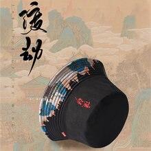Новинка весенне осенняя хлопковая Панама унисекс в китайском