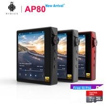 Hidizs AP80 o wysokiej rozdzielczości ES9218P ultraprzenośna Bluetooth HIFI muzyka MP3 odtwarzacz LDAC USB DAC DSD 64/128 kosiarki bijakowej FALC DAP