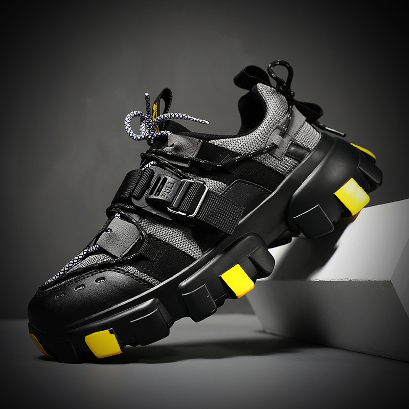 Men Casual Shoes Autumn Outdoor Non-slip Man Sneakers High Quality Hot Sale Luxury Breathable Zapatillas Hombre Brand Men Shoes