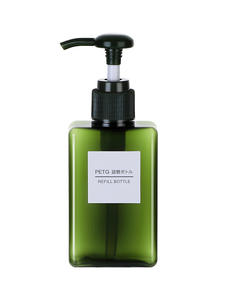 Container Lotion Sink Soap-Dispenser Pump-Bottle Shampoo Liquid-Hand-Soap Shower-Gel