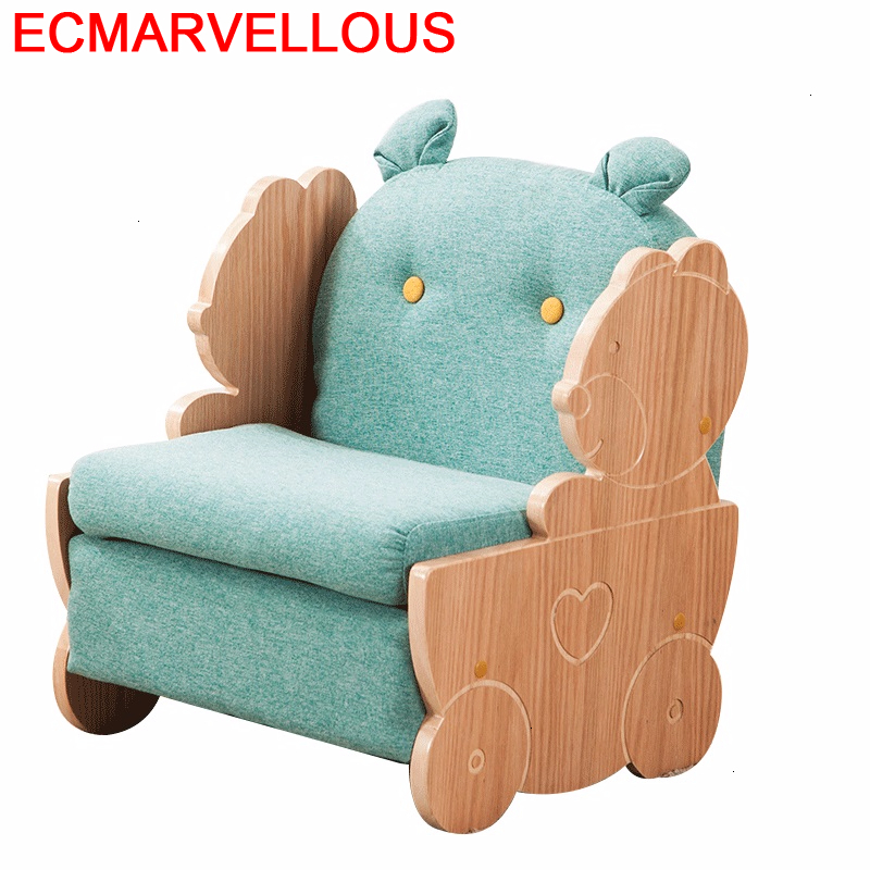 Divan Pufy Do Siedzenia Princess Sillones Infantiles Cute Chair Canape Enfant Children Baby Dormitorio Infantil Children's Sofa