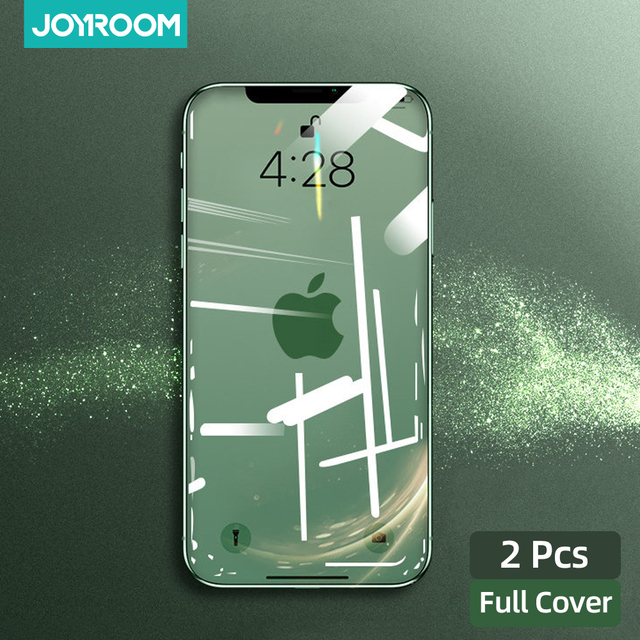 Защитное стекло для iPhone 12 Pro Max 12 Mini, 2 шт. 1
