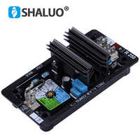 SHALUO Leroy Somer Avr R250 China integrated circuits Generator parts Voltage Controller Phase Regulator for Diesel Alternator