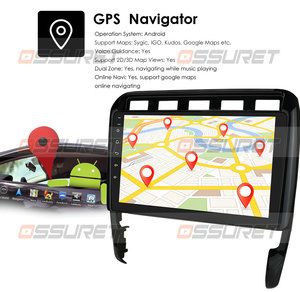 Image 3 - 2 DIN Android 10 autoradio For Porsche Cayenne 2002 2010 car audio navigation multimedia dvd stereo wifi BT tape recorder 4G LTE