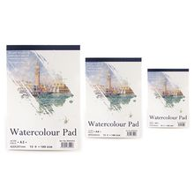 Watercolor Paper Notepad Sketch-Book Drawing for Painting Diary Journal Art-Supplies