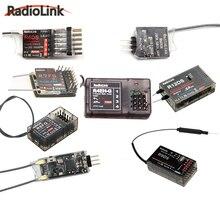 Radiolink 2,4G R9DS R7FG R6FG R6DS R12DS R12DSM R6DSM R4EH RC приемник для AT9 AT9S AT10 AT10II передатчик передатчика радиоуправляемой модели к компьютеру