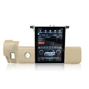 "Image 5 - Android 10.4 ""Tesla Vertikale Bildschirm Auto Radio Für Land Rover Sport V8 2009 2010 2011 2012 2013 LiisLee Multimedia GPS"