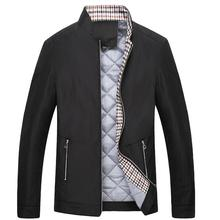 Hot 2020 Winter New Men's Stand Collar Plus Cotton Thickened Down Jacke
