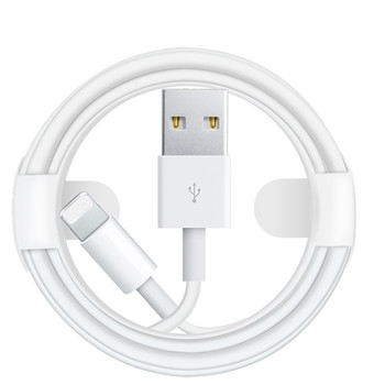 0.2M 1M 2M 3M USB Cable EU Wall Charger For iPhone Cable 12 11 Pro XS MAX X XR 8 7 6 6S Plus Charging Cord USB Data Sync Charger 9