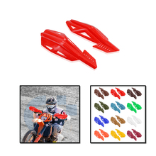 Dla Kawasaki z750 DR Z250 2005 2006 osłony ręki motocykl acsesorio rękawice motocross DRZ250 RM250 Carmichael Edition 2006