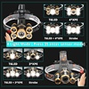 IR Sensor LED Headlamp Zoomable Induction Fishing Headlight 18650 Battery Hand Free Rechargeable T6 Head Lamp Lantern 3 5LEDs discount