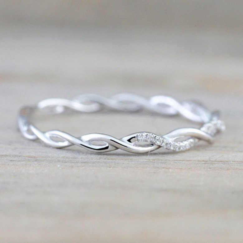 925 Sliver สีขาว SL1 แหวนเพชรสำหรับสุภาพสตรีธรรมชาติ Topaz อัญมณี Bizuteria เงิน 925 เครื่องประดับหมั้นแหวนกล่อง