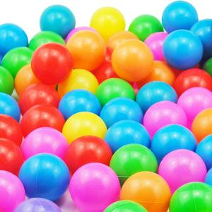 Image 5 - 50/100/200pc Baby Color Ocean Balls for Swimming Pool Childrens Swimming Toys PlastIc Ball Pit For Play House Outdoors Tents