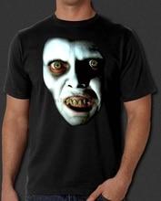 The Exorcist Captain Howdy Pazuzu Horror Devil Halloween New T-Shirt S-3XL(1) пюре хайнц 120г овощной микс б соли с 5 мес ст б heinz