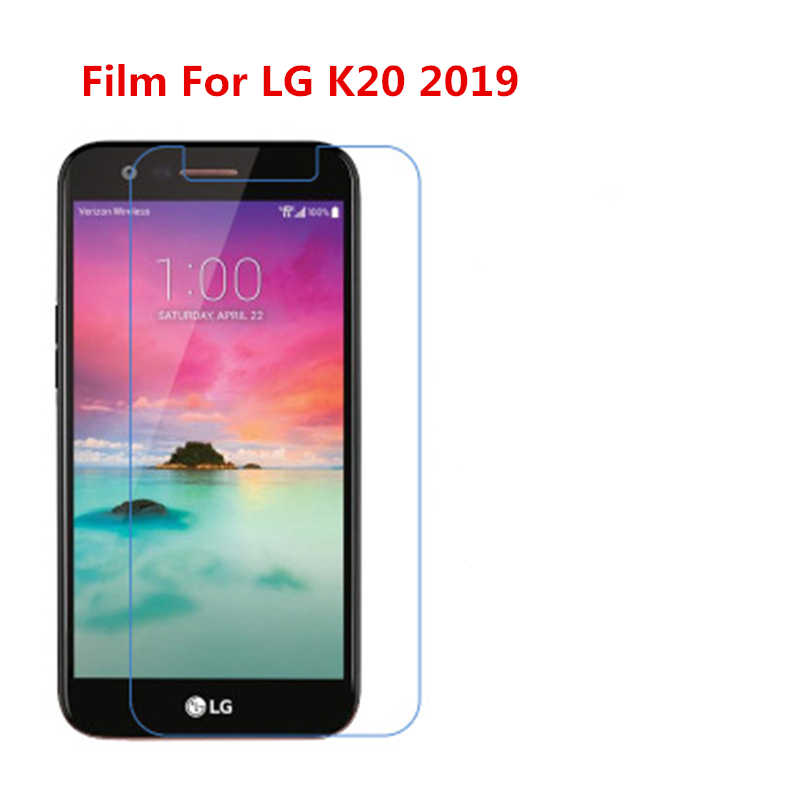 1/2/5/10 Pcs Ultra Thin Clear HD LCD Screen Protector Film With Cleaning Cloth Film For LG K20 2019.