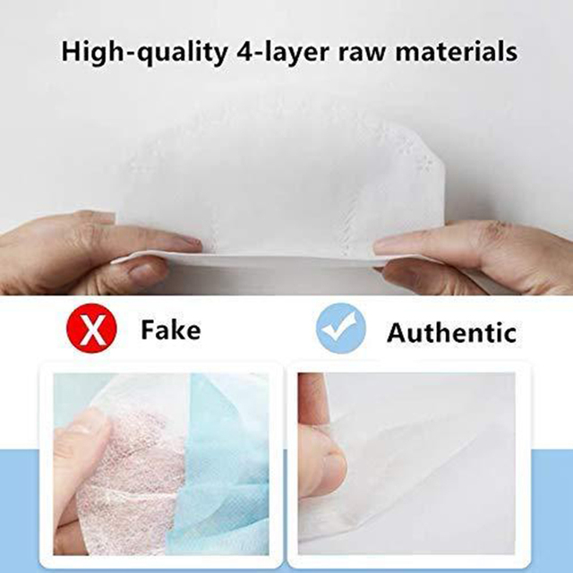 Kn95 Face Masks FFP2 Protective Mask 99% Filtration Anti Flu Mouth Mask Adults Filter Breathing Protective mask N95 4