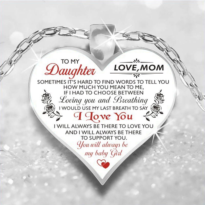 to daughter love mom