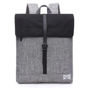 Image 1 - Bodachel mochila feminina daypack 14 notebook notebook notebook mochilas para adolescentes meninas elegantes sacos de escola bookbag alta qualidade