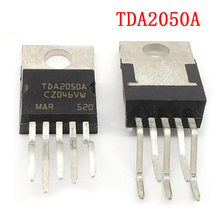 10PCS TDA2050A TO220 5 TDA2050 TO220 TO 220 new and original IC