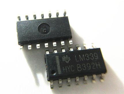 Lm339m Quad Comparador Ic Smt