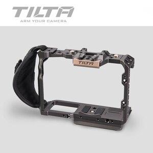 Image 3 - TILTA ramka do kamery DSLR do Fujifilm XT3 X T3 i X T2 uchwyt rękojeści aparatu fujifilm xt3 akcesoria do klatek VS SmallRig