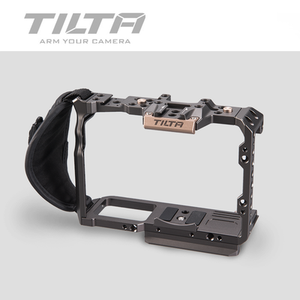 Image 3 - 후지 필름 XT3 X T3 및 X T2 카메라 핸들 그립 후지 필름 xt3 케이지 액세서리 VS SmallRig 용 TILTA DSLR 카메라 케이지