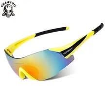 UV400 스카이 사이클링 안경 야외 스포츠 MTB 자전거 안경 오토바이 선글라스 스포츠 안경 Frameless 안경 자전거 고글