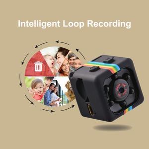 Image 3 - Mini kamera Sq11 HD 1080P g sensor gece görüş kamera hareket DVR mikro kamera spor DV Video küçük kamera kamera SQ 11 Spycam