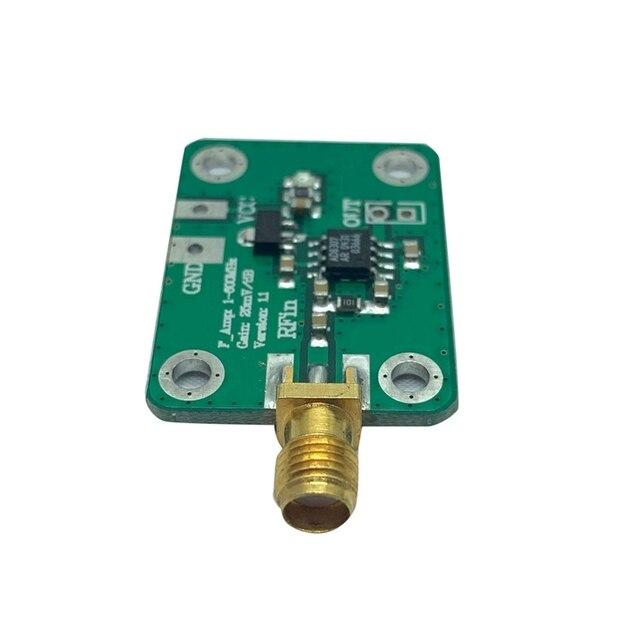 AD8307 RF السلطة متر لوغاريتمي كاشف كشف الطاقة (1-600MHz)