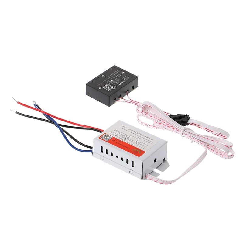 2020 nuevo Interruptor táctil On / Off para iluminación de lámpara de espejo accesorios LED 50 / 60Hz XD-621