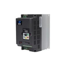 Wholesale High Quality Inverter Frequency Converter Transformer Single-phase 220V 3-phase 380V Motor Governor 4KW 5.5KW 7.5KW
